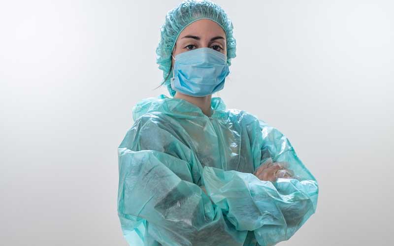 formación enfermería covid 19 cuidados intensivos