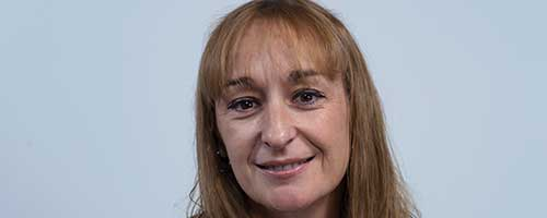 Sara León, integrante del Patronato de Fuden