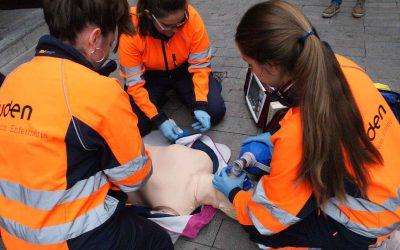 Trabaja en urgencias, emergencias, reanimación y UCI con nuestros Expertos Universitarios