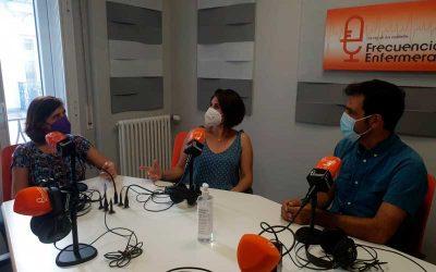 Programa 79 de 'Sanará Mañana': enfermeras con covid persistente