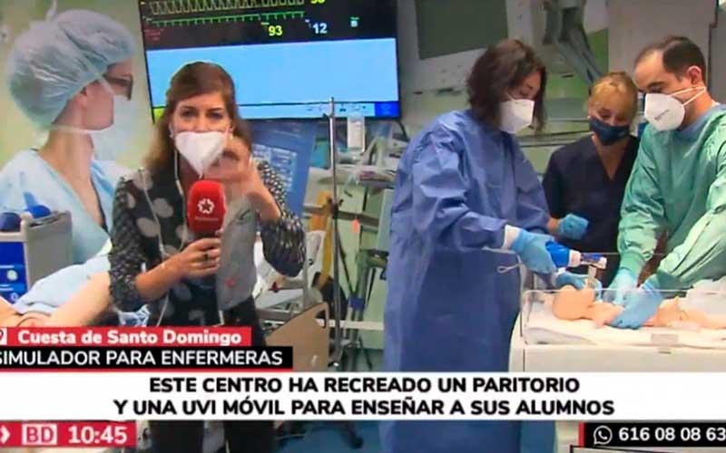 centro simulacion enfermeria