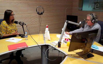 """Sumando Esfuerzos, de Radio Exterior, entrevista a Nieves Márquez: """"llevamos a la enfermería más allá del ámbito asistencial"""""""